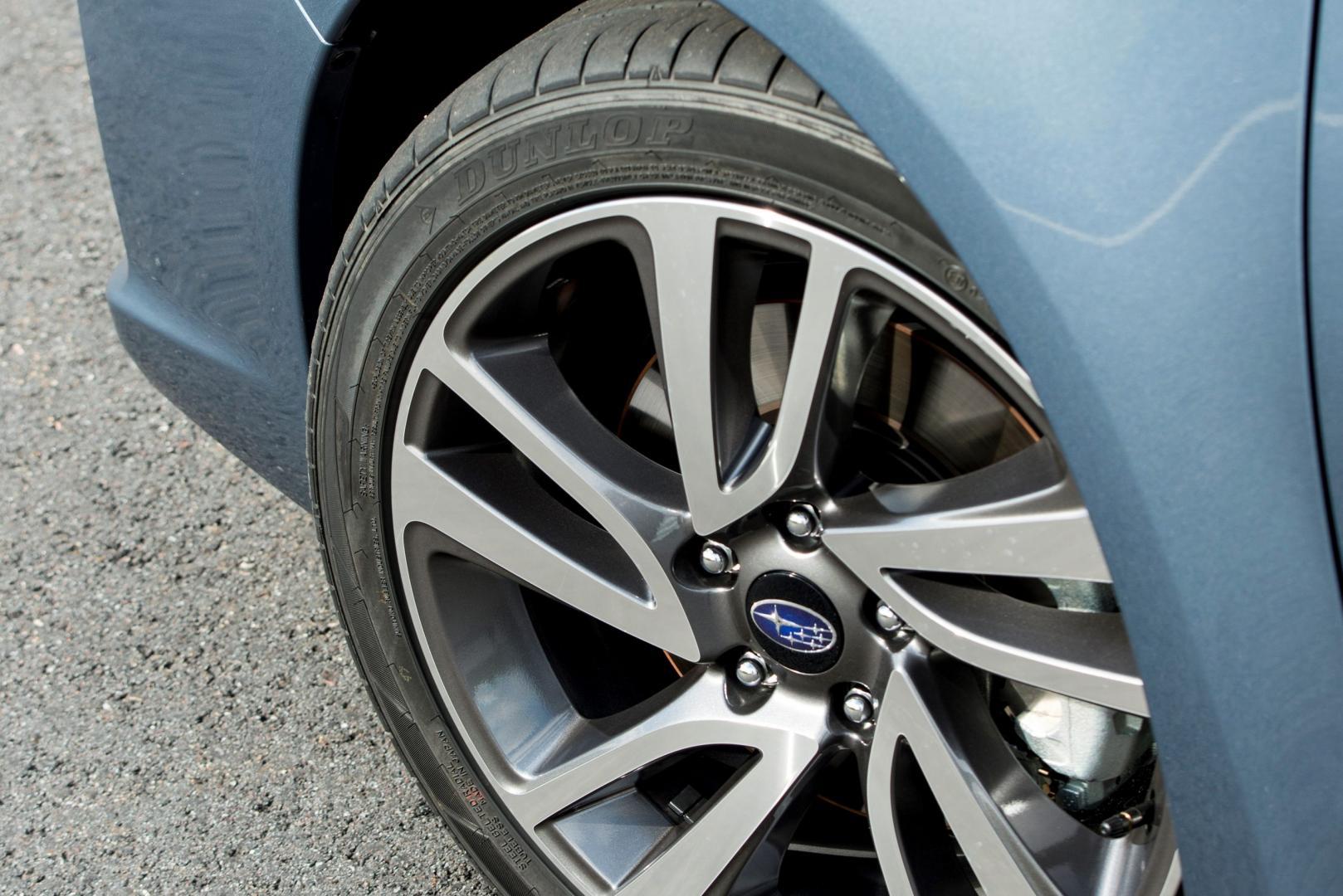 Subaru Levorg 1.6 GT-S Premium velg (2015)