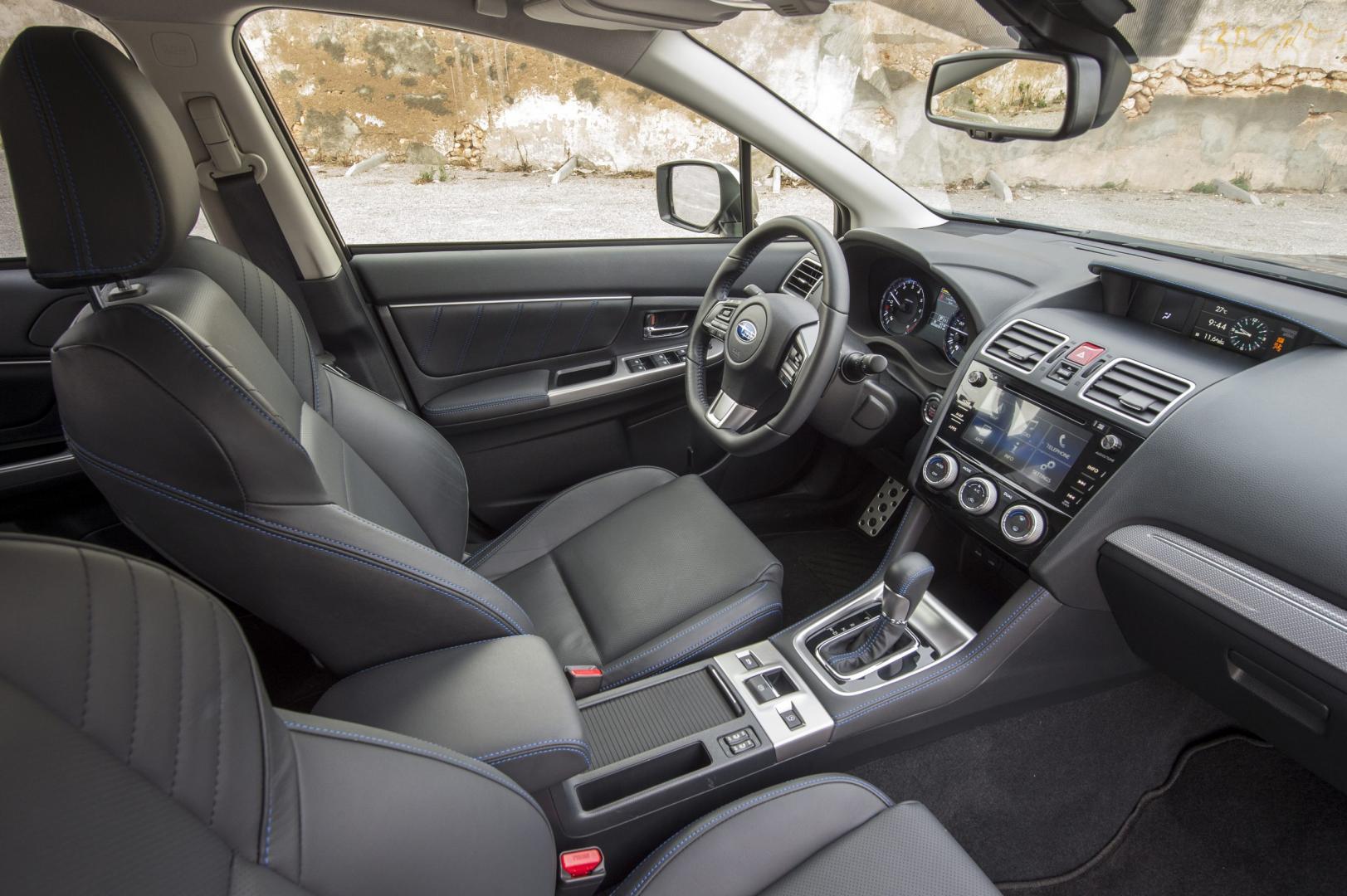 Subaru Levorg 1.6 GT-S Premium interieur (2015)