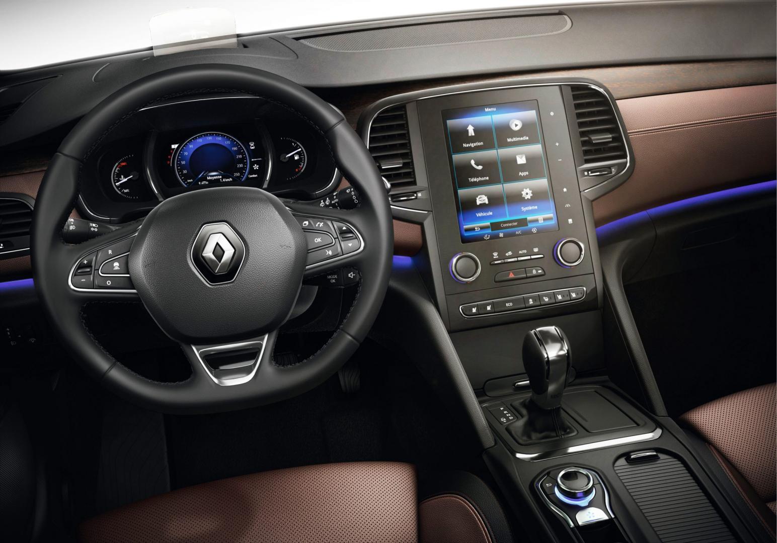 Renault Talisman TCe 200 (2015)