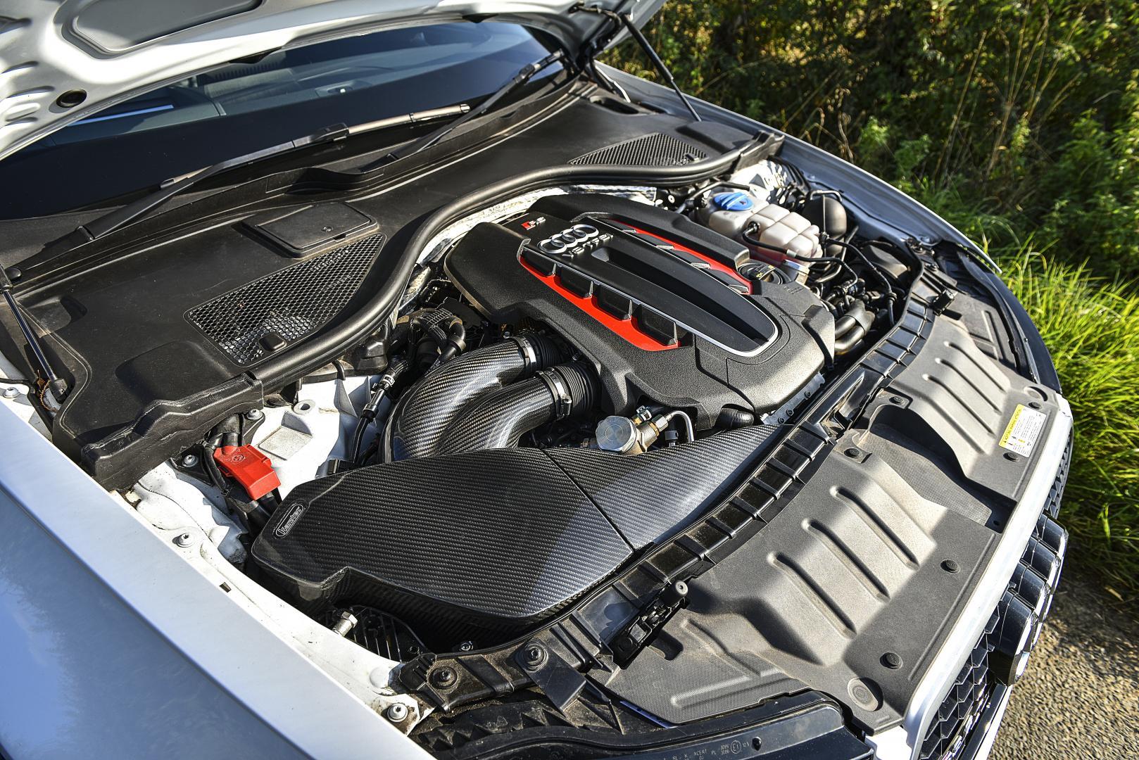 Audi RS6 Avant Litchfield motor (2016)