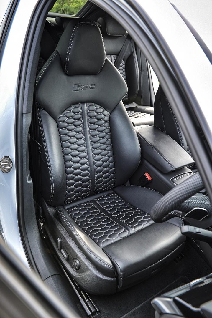 Audi RS6 Avant Litchfield stoel (2016)