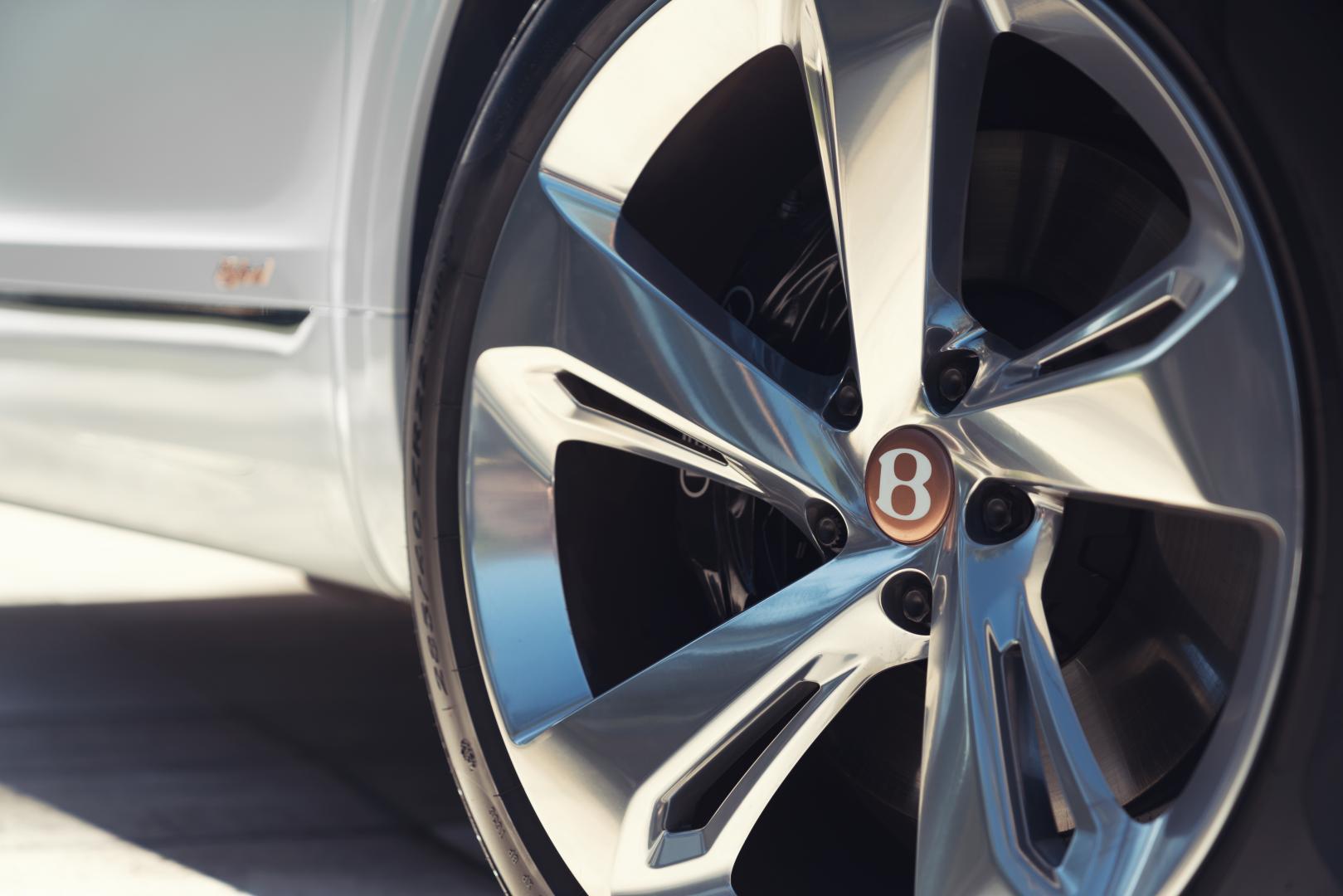 Bentley Bentayga Hybrid velg