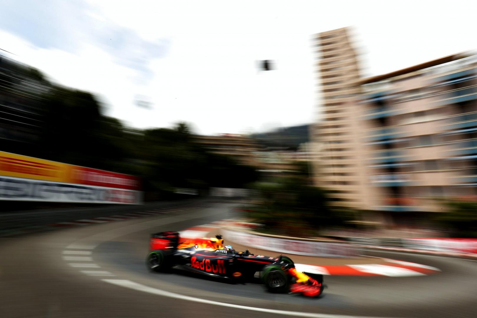 GP Monaco 2016 formule 1 daniel ricciardo