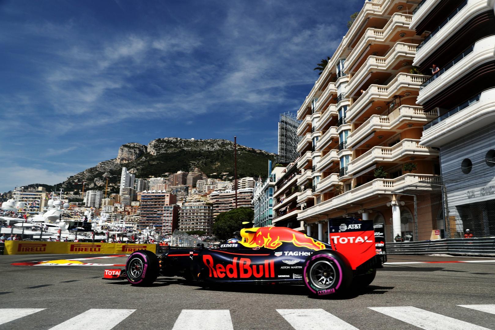 Kwalificatie Gp Van Monaco Max Verstappen Crasht Topgear