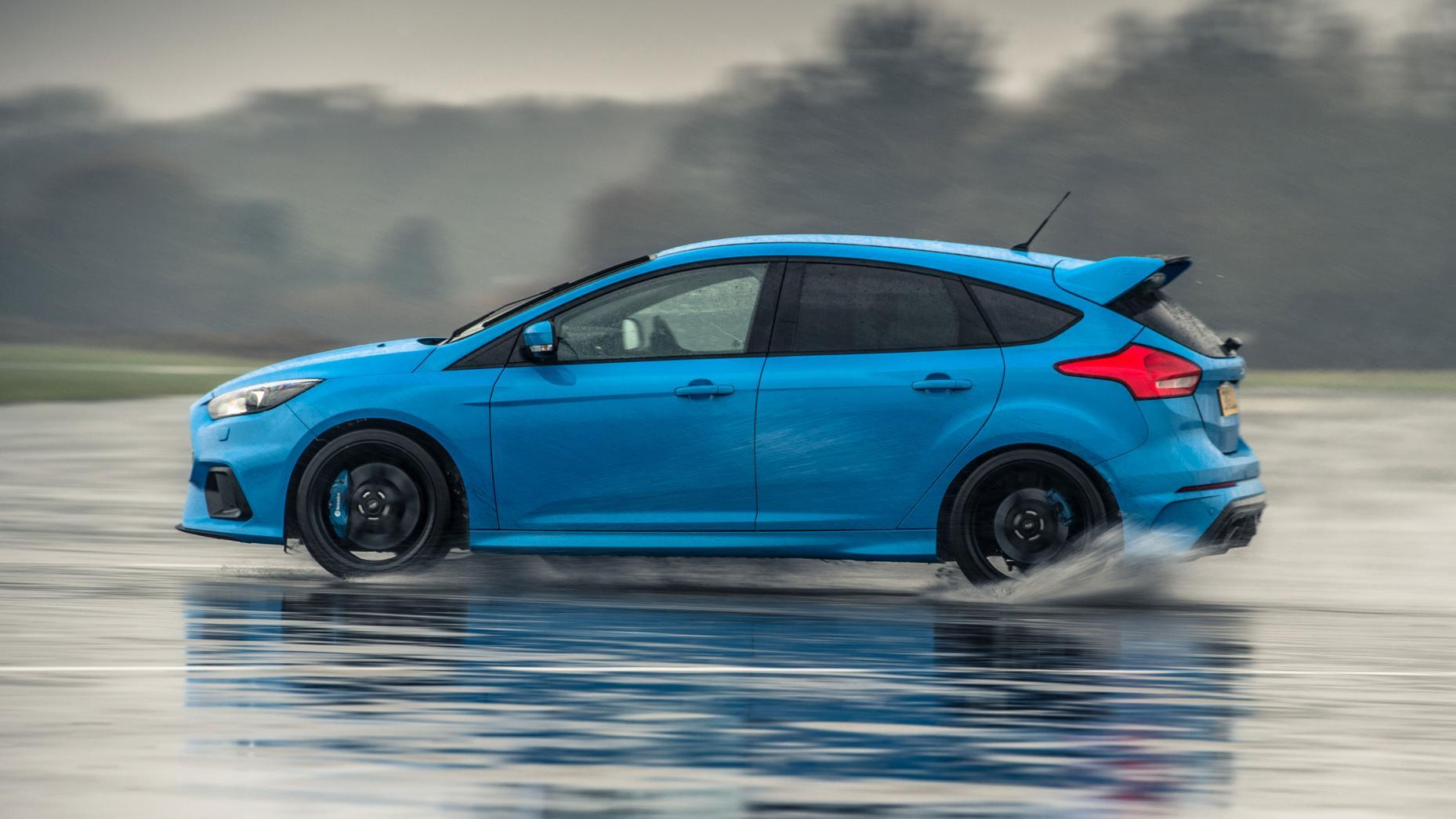 TopGear Ford Focus RS