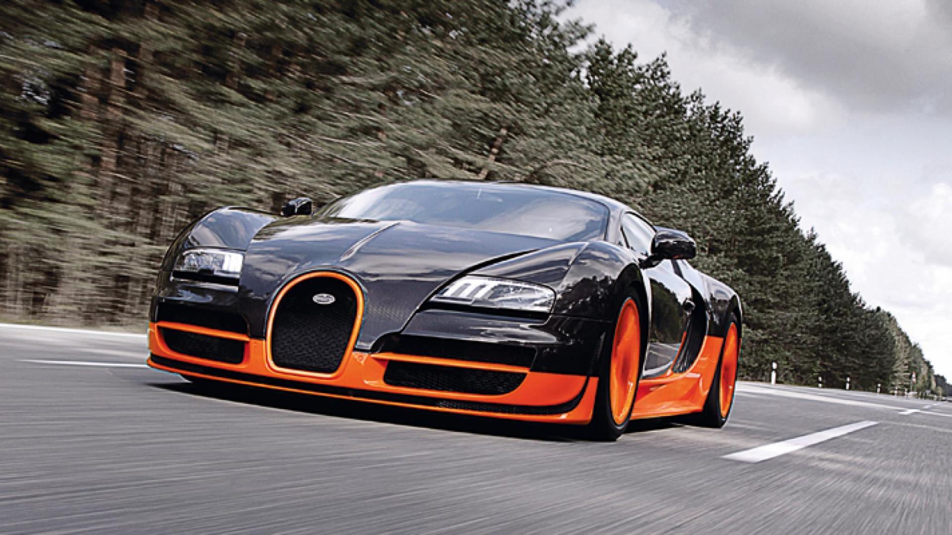 snelle autos