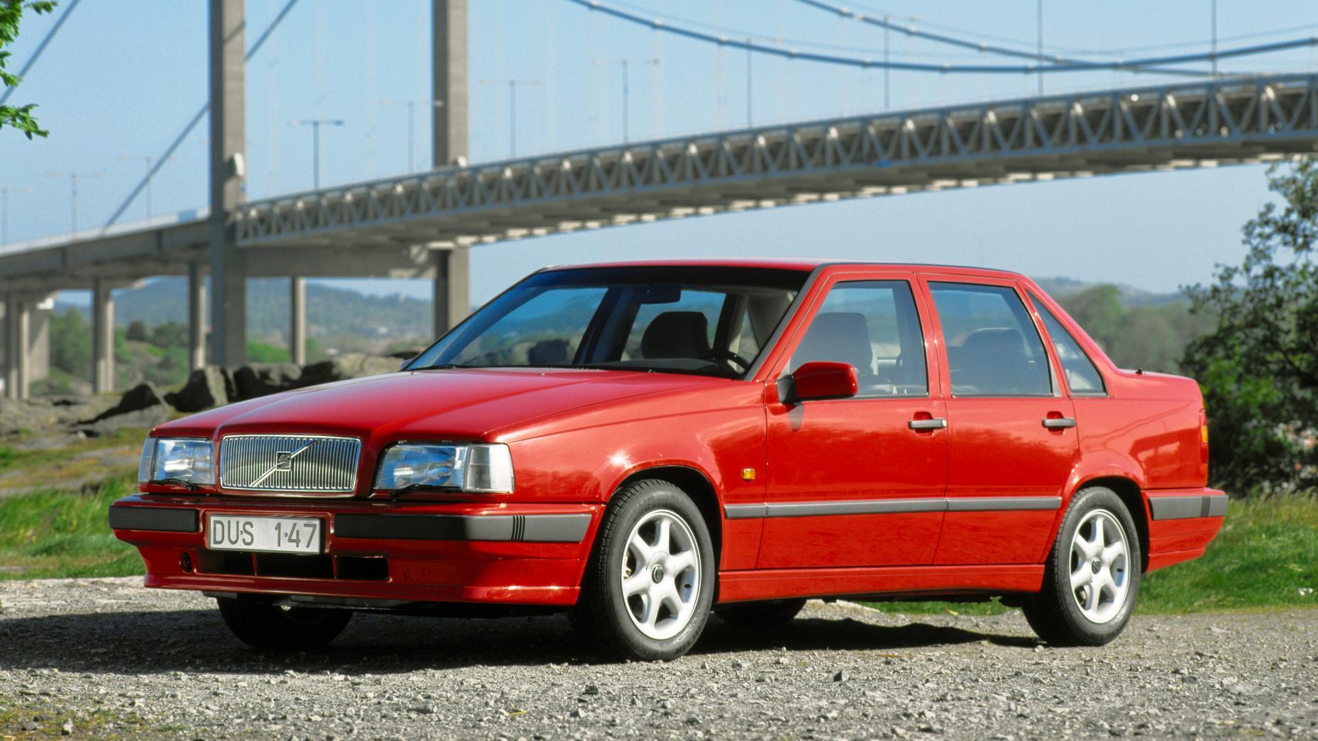 De Volvo 850 is 25 jaar. Vier het met deze fotogalerij ...