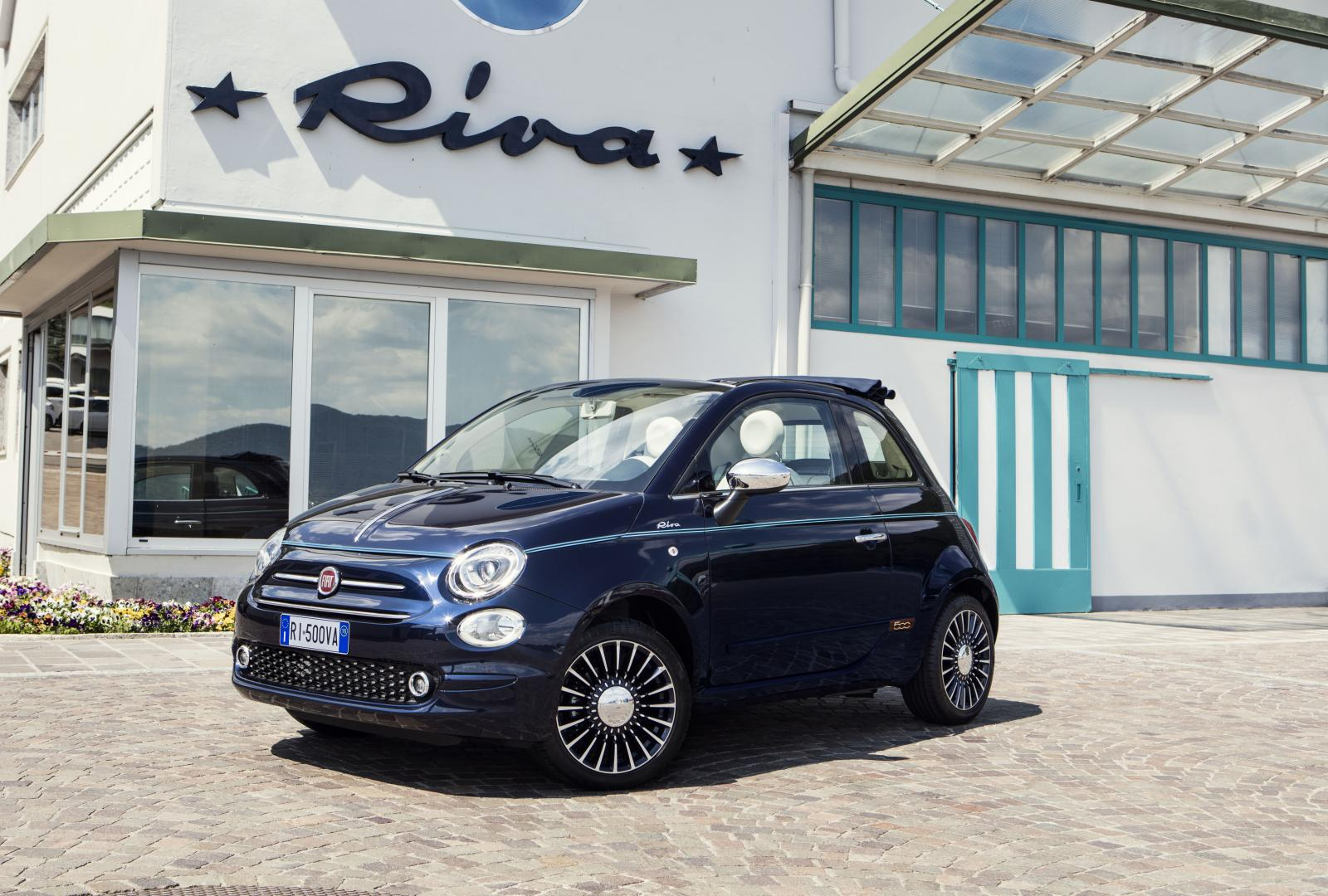 fiat 500 riva meert aan dit zijn de details. Black Bedroom Furniture Sets. Home Design Ideas