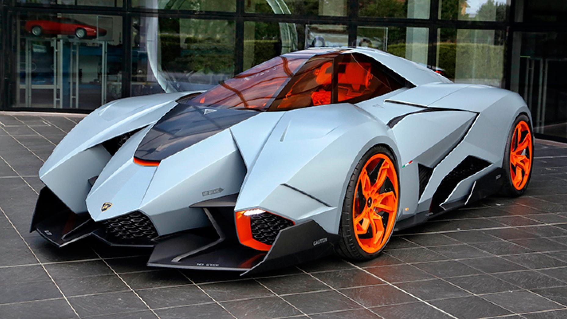 13 wildste creaties van Lamborghini