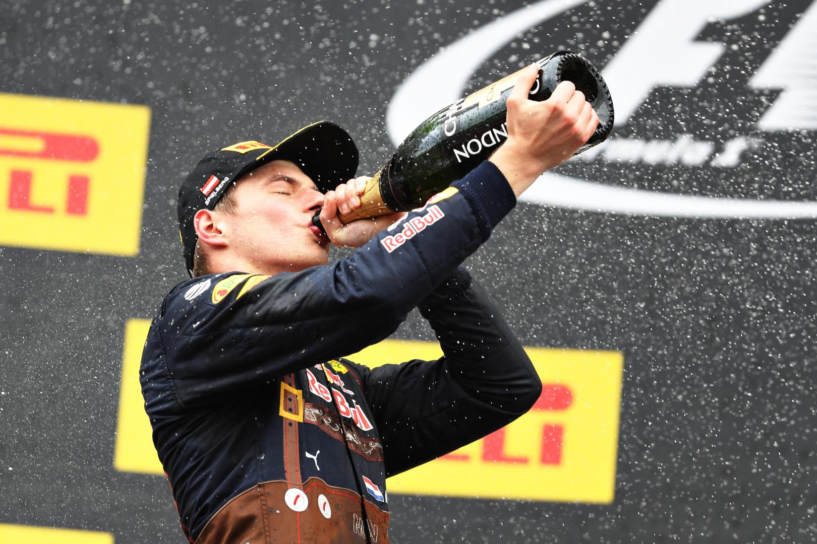 Max Verstappen is 'Driver of the Day'