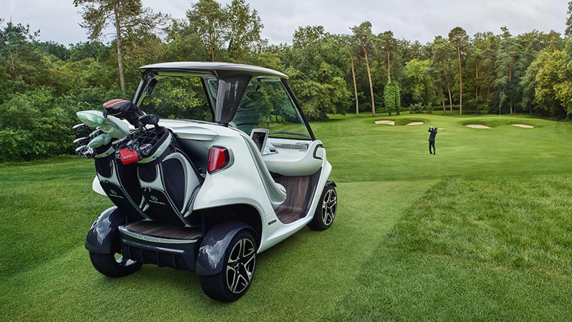 Mercedes Golfkar Is Heus Geen Smart Topgear