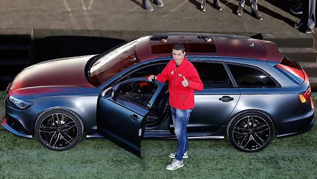 10x De Auto S Van Cristiano Ronaldo Topgear