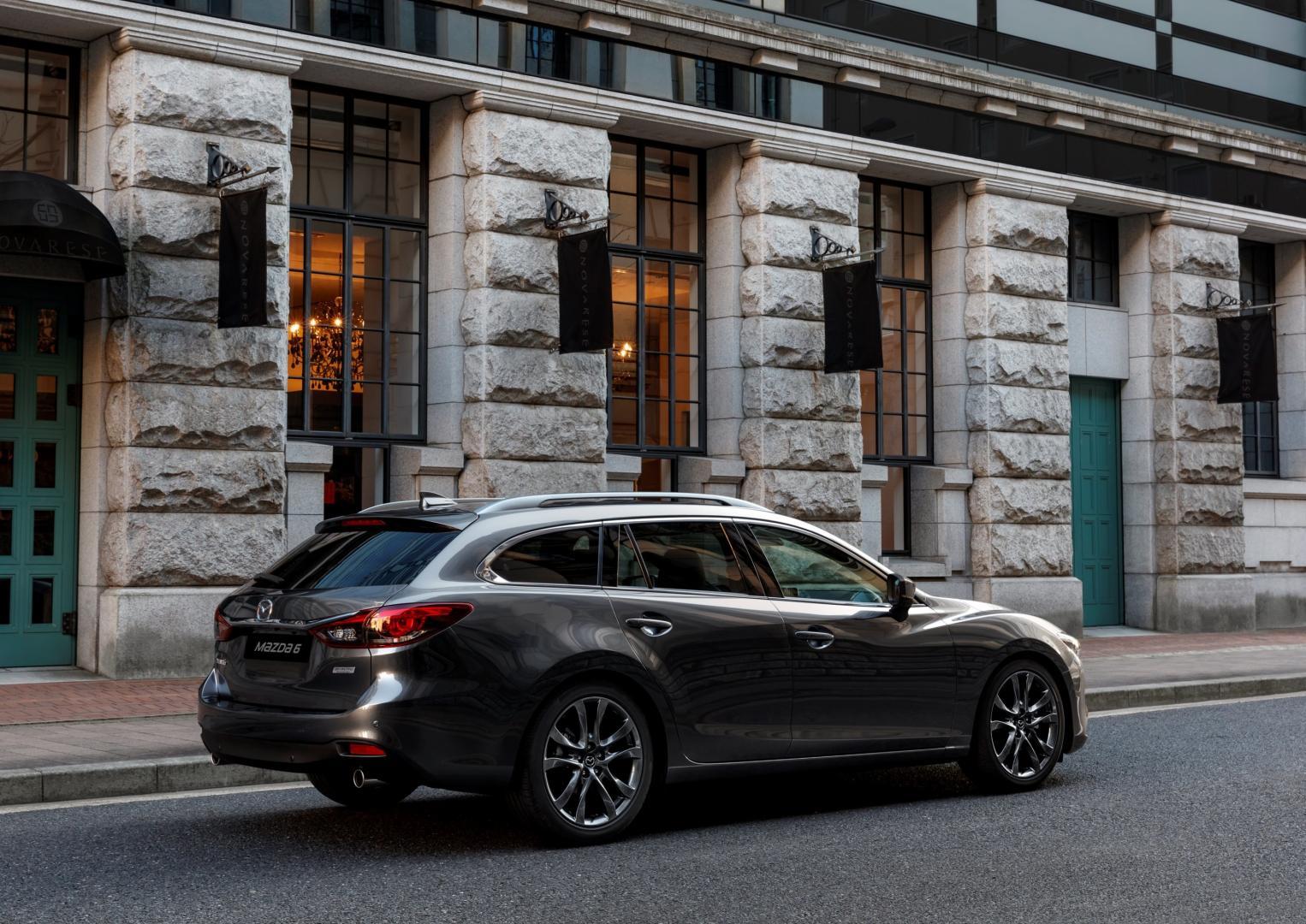 Mazda6 Modeljaar 2017