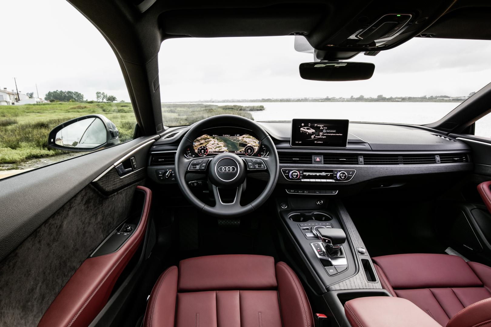 test audi a5 coup 2 0 tdi s tronic topgear. Black Bedroom Furniture Sets. Home Design Ideas
