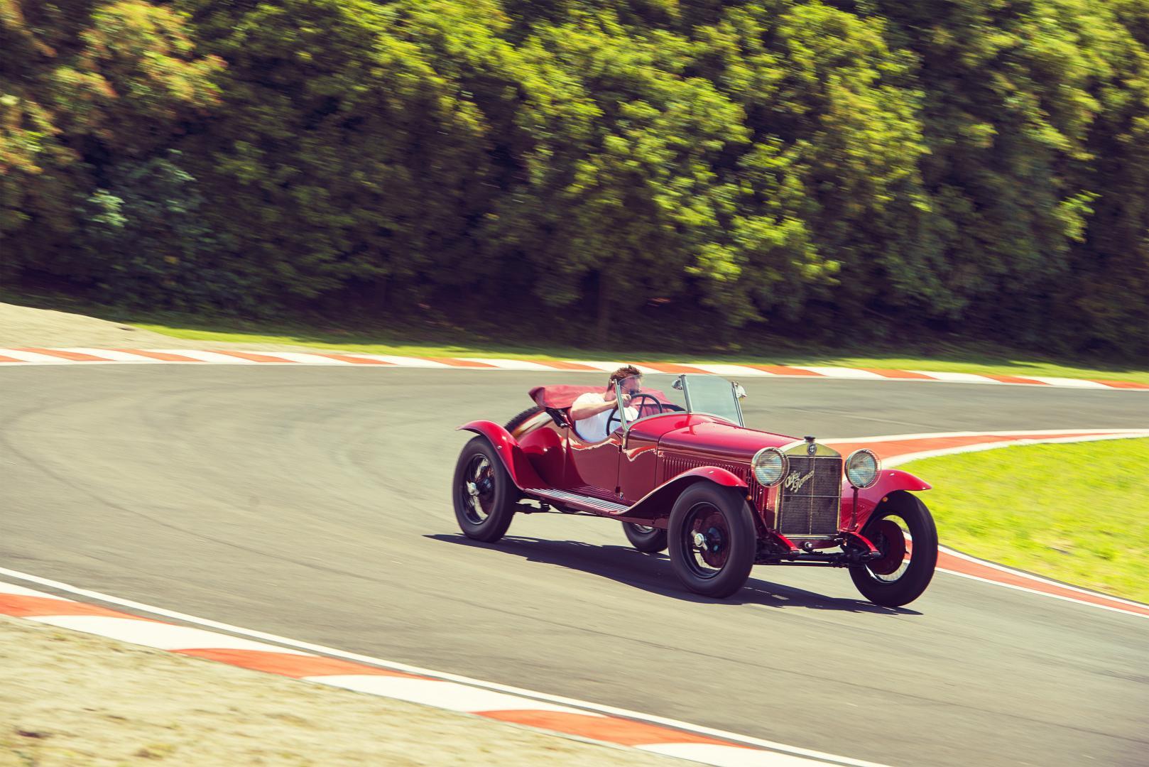 Historische Alfa Romeo - de bloedlijn