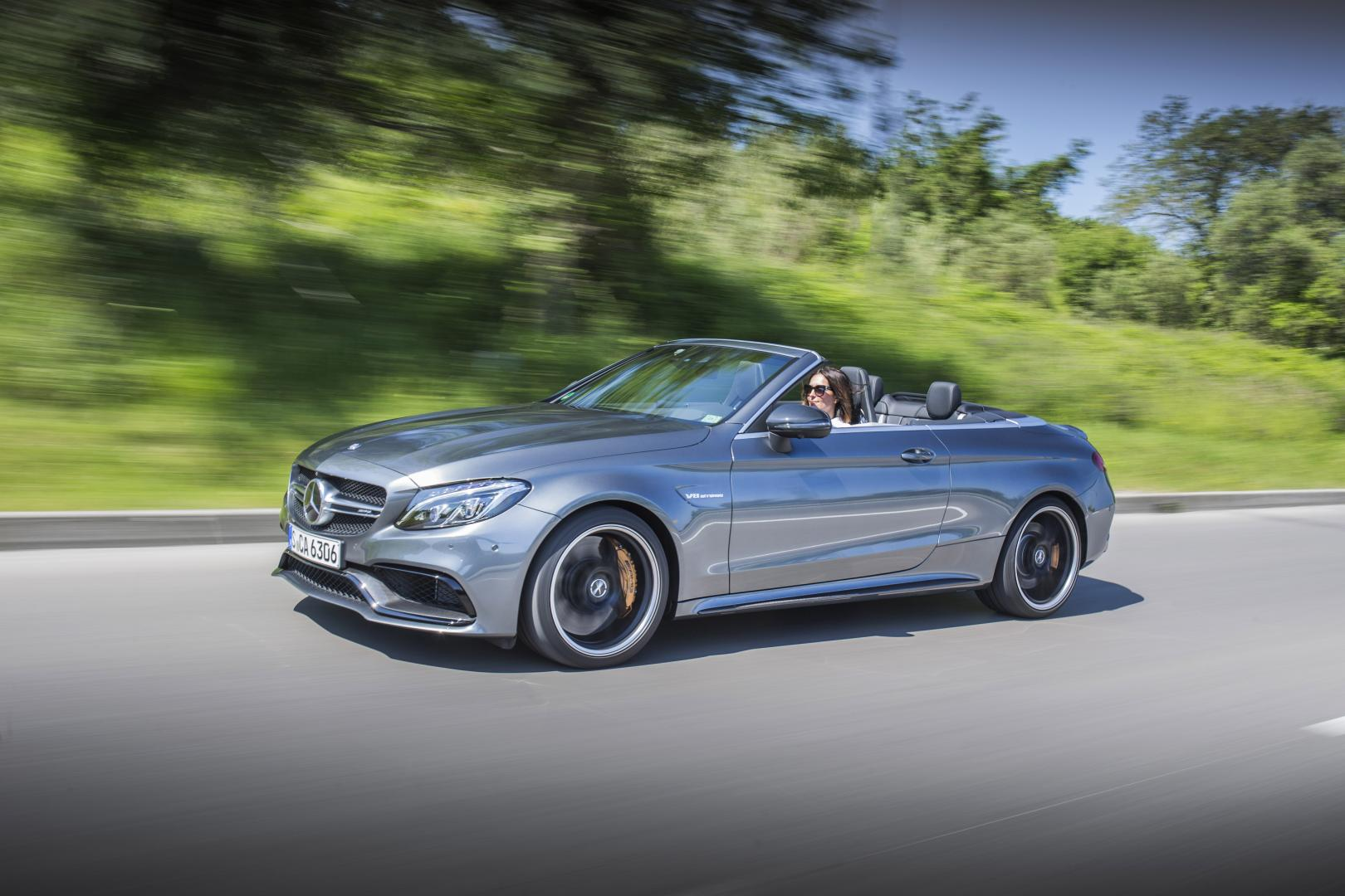 test mercedes amg c 63 s cabrio topgear. Black Bedroom Furniture Sets. Home Design Ideas