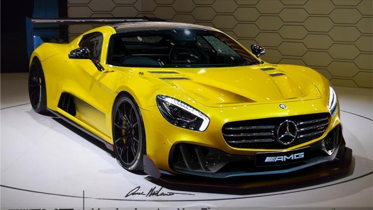 Mercedes-AMG GT R LM