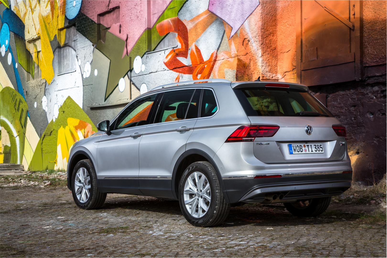 test volkswagen tiguan 2 0 tdi 4motion topgear. Black Bedroom Furniture Sets. Home Design Ideas