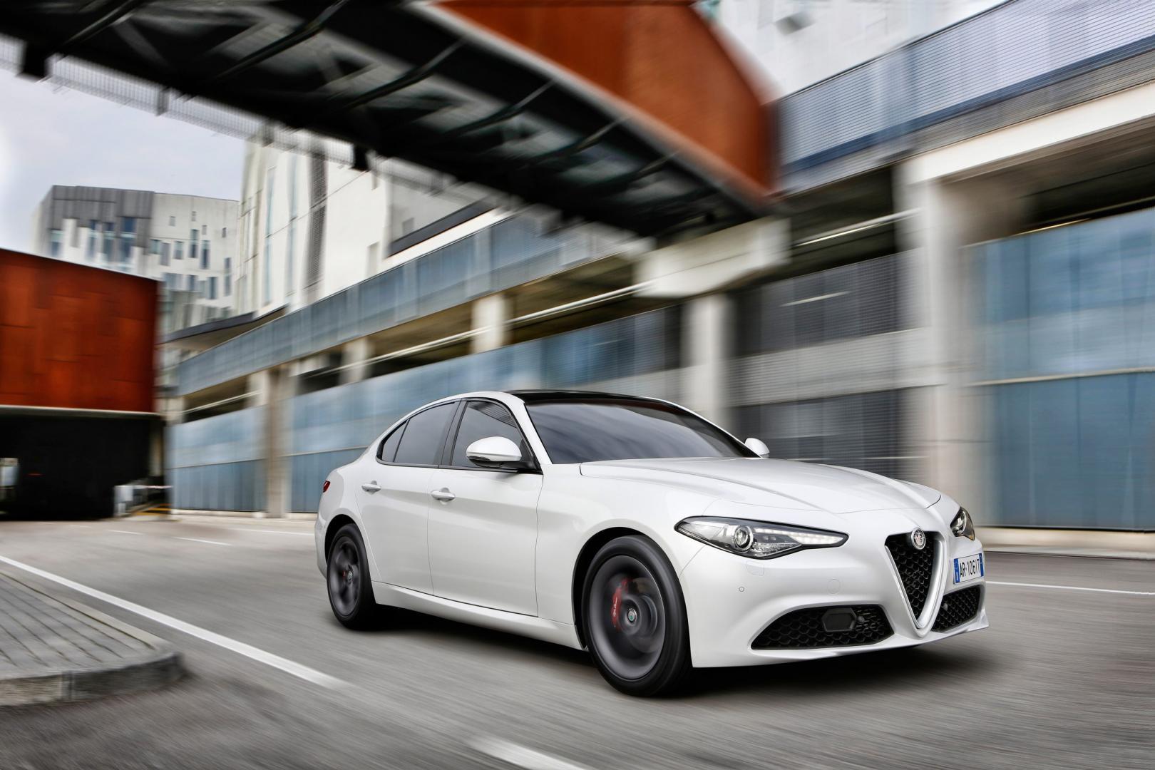 Alfa Romeo Giulia 2.2 JTD