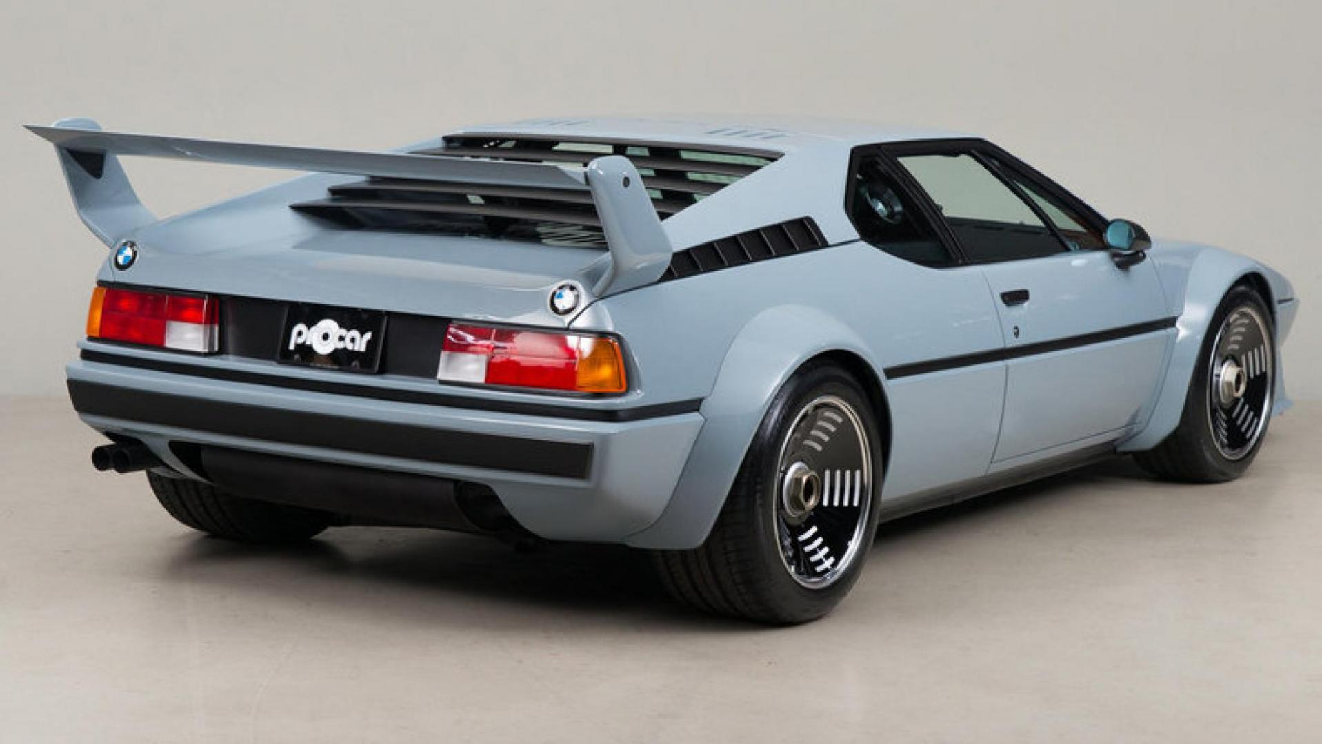 deze bmw m1 procar mag op straat en is te koop topgear. Black Bedroom Furniture Sets. Home Design Ideas