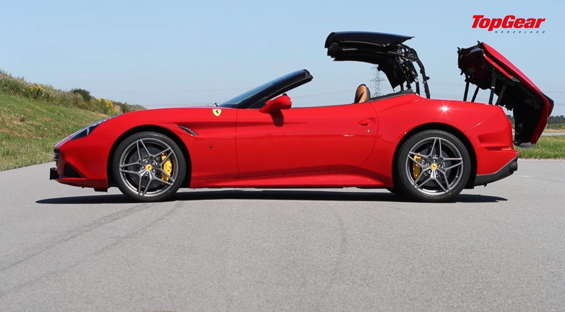 Ferrari California T Handeling Speciale