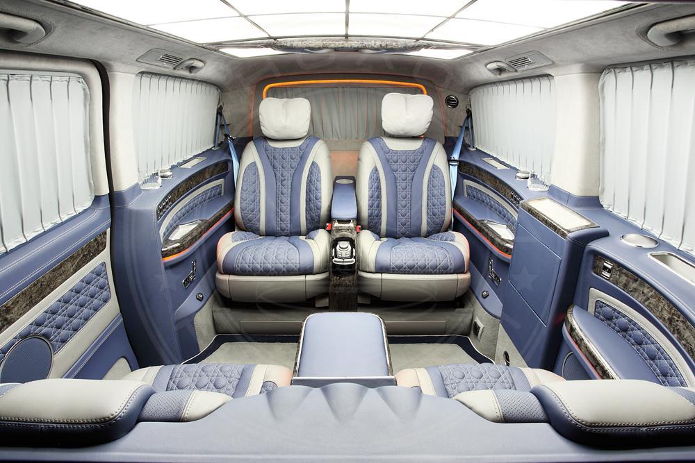 mercedes v klasse black crystal is een priv jet op wielen. Black Bedroom Furniture Sets. Home Design Ideas