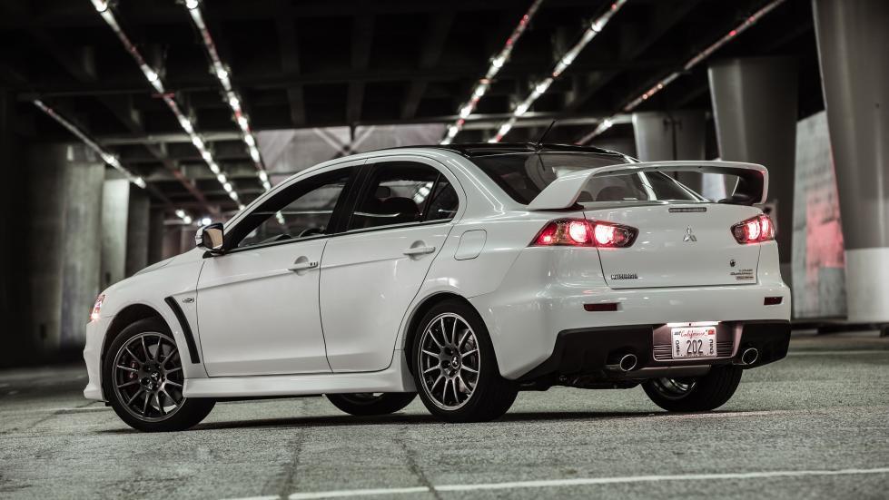 Mitsubishi Lancer Evo Final Edition