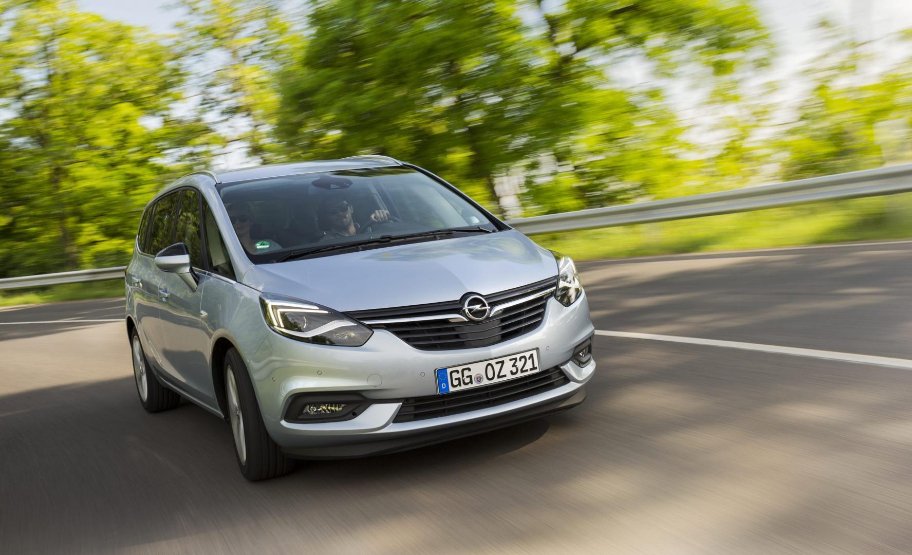 Opel Zafira 2.0 CDT