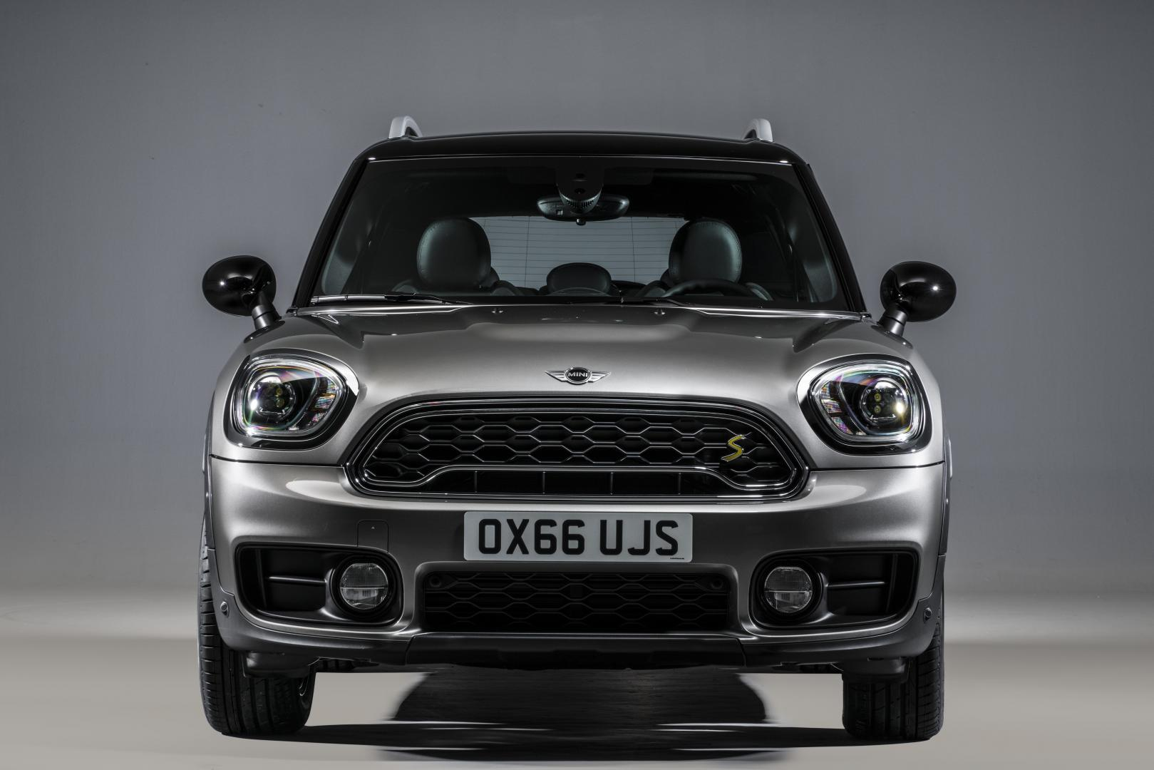mini countryman ook als hybride topgear. Black Bedroom Furniture Sets. Home Design Ideas