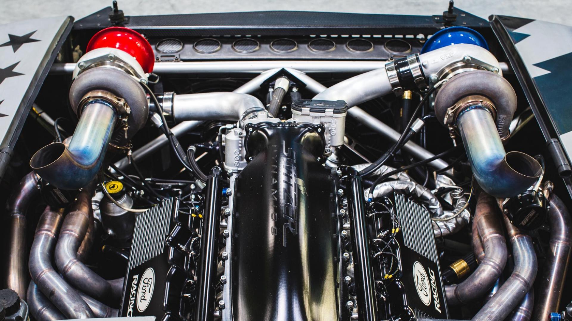 De Hoonicorn Mustang V2 Van Ken Block Heeft Heeft 1 400 Pk