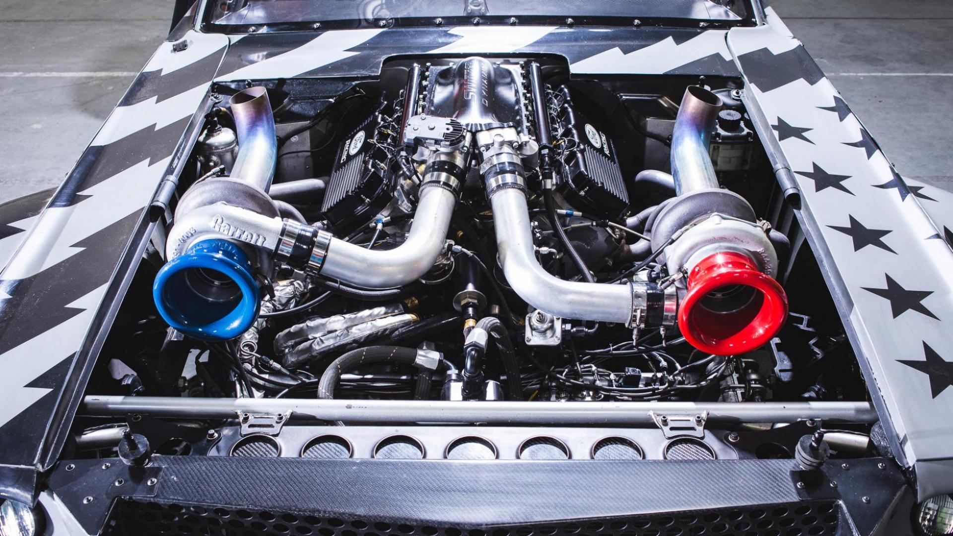 Hoonigan Mustang V1