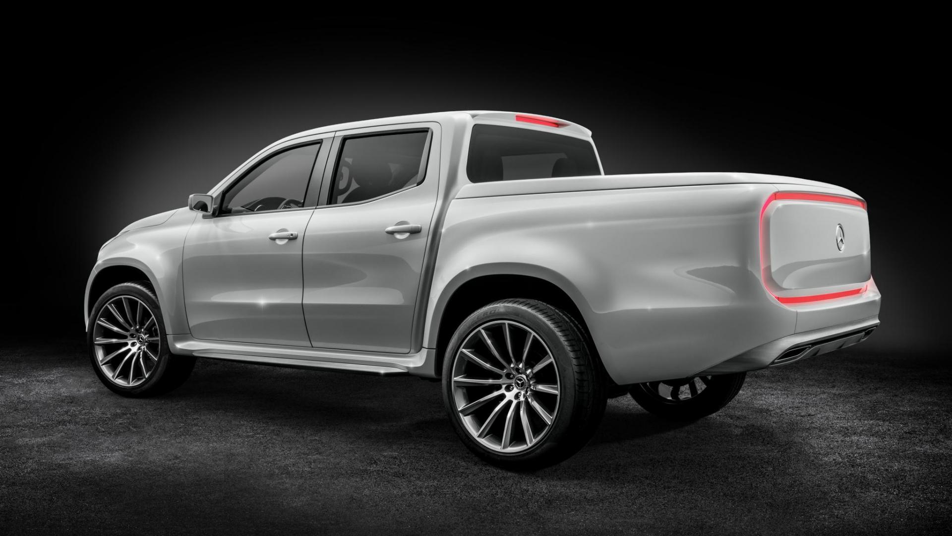 Mercedes X Klasse Dit Is De Nieuwe Chique Pick Up Uit