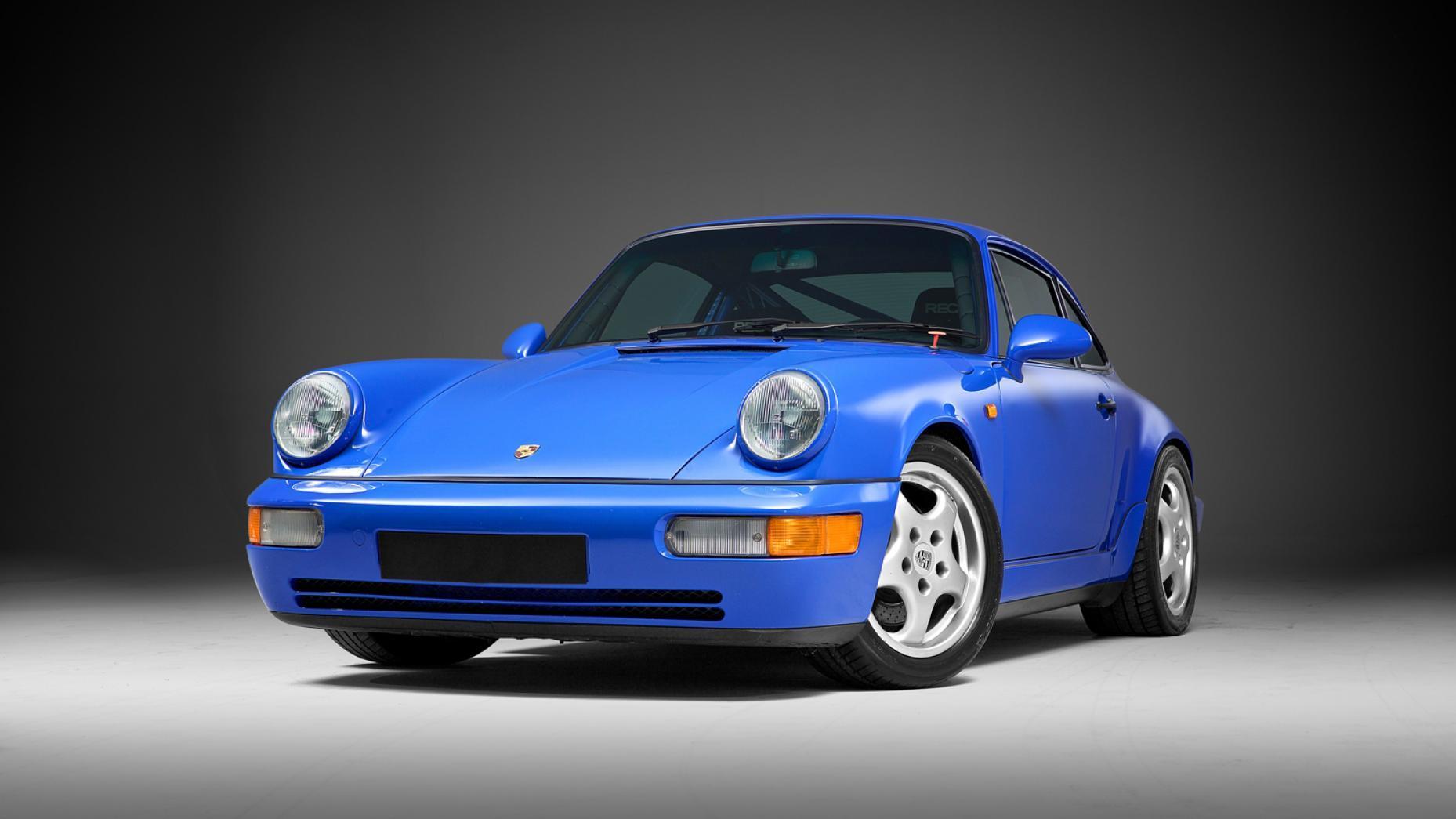 Porsche 911 Carrera RS N/GT