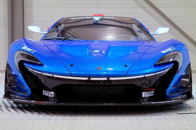 Straatlegale McLaren P1 GTR te koop in Nederland