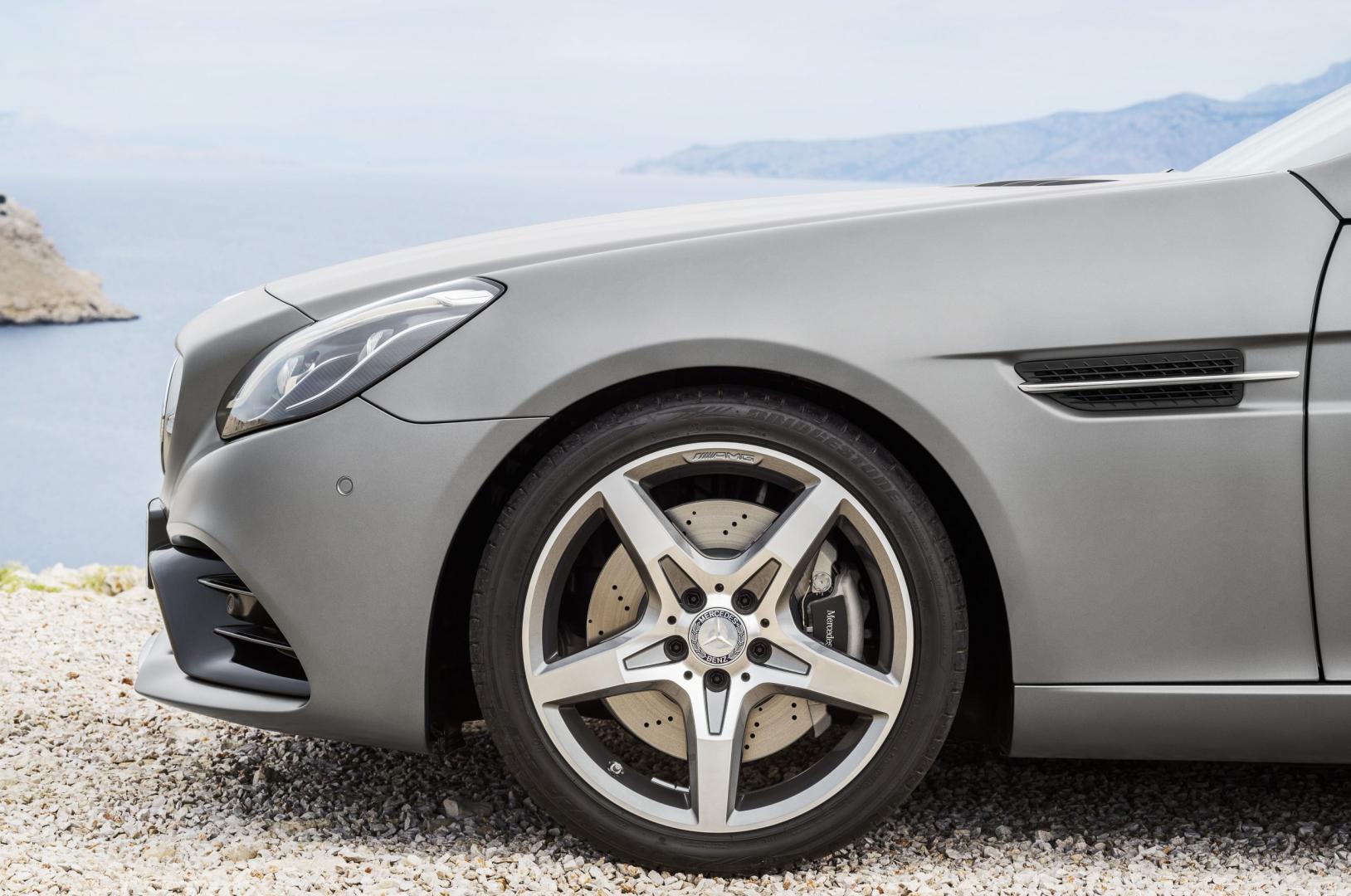 Mercedes SLC 180 velg (2016)