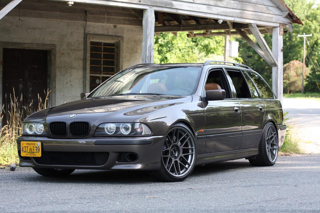 BMW 5-serie met LSx
