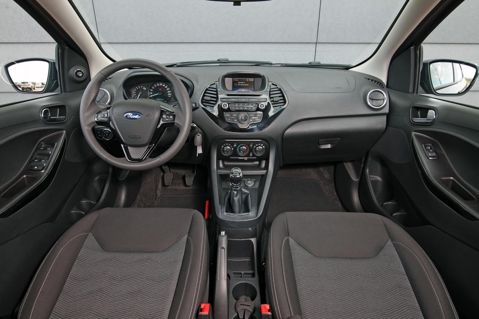 Ford Ka   Ultimate Interieur