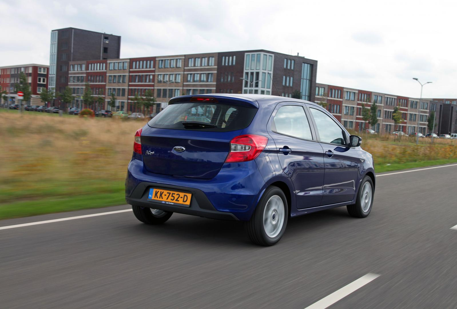 ford ka 1 2 ultimate autotest en specificaties niet omdat het kan. Black Bedroom Furniture Sets. Home Design Ideas