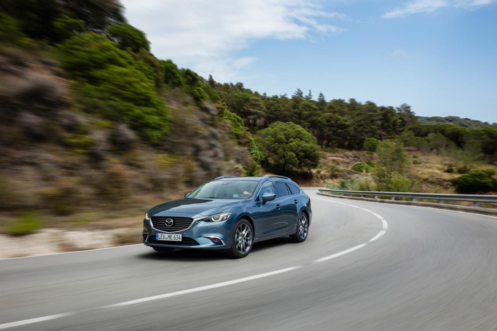 Mazda 6 Sportbreak SkyActiv-G 2.0