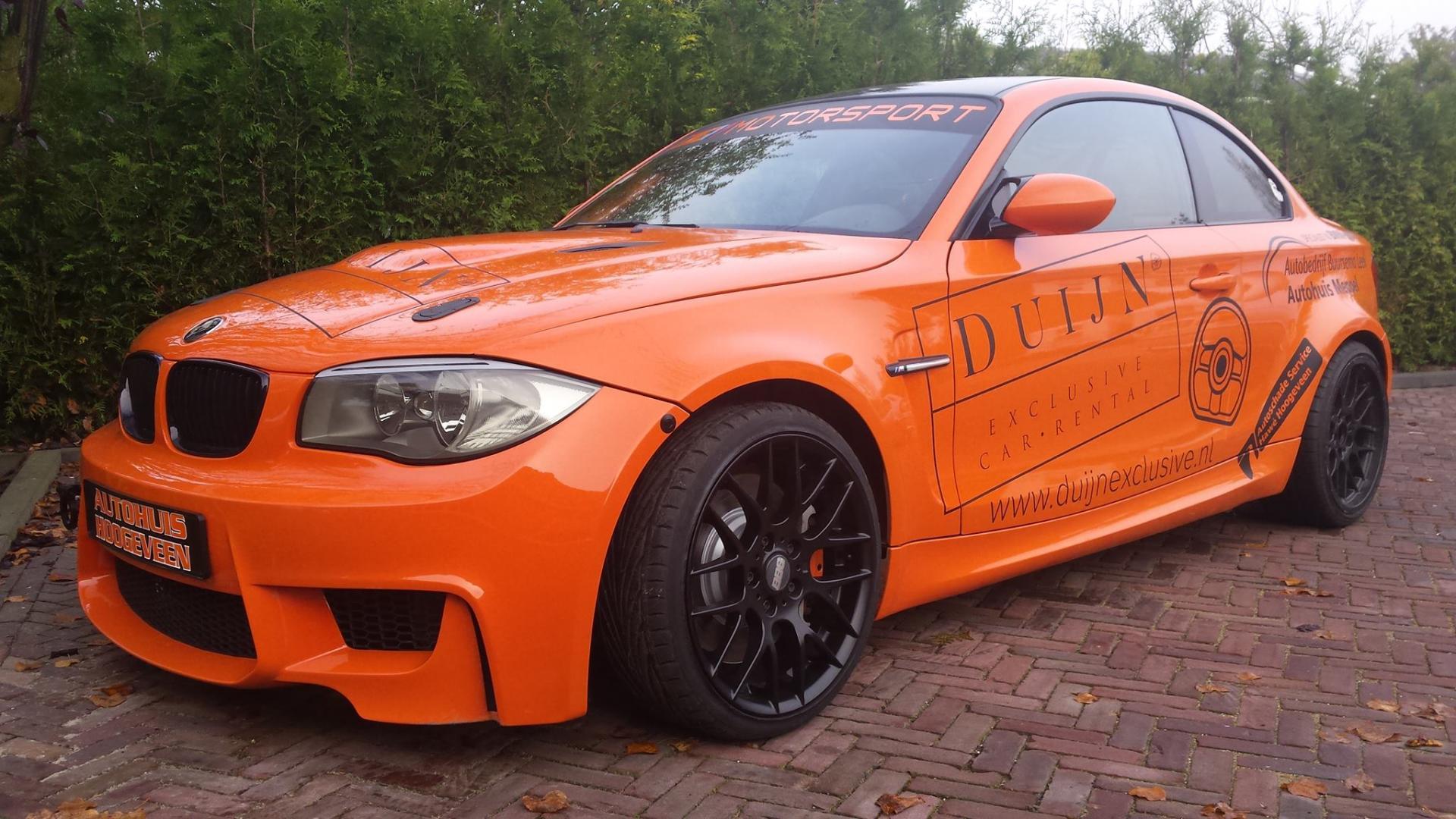 BMW 1-serie met V10