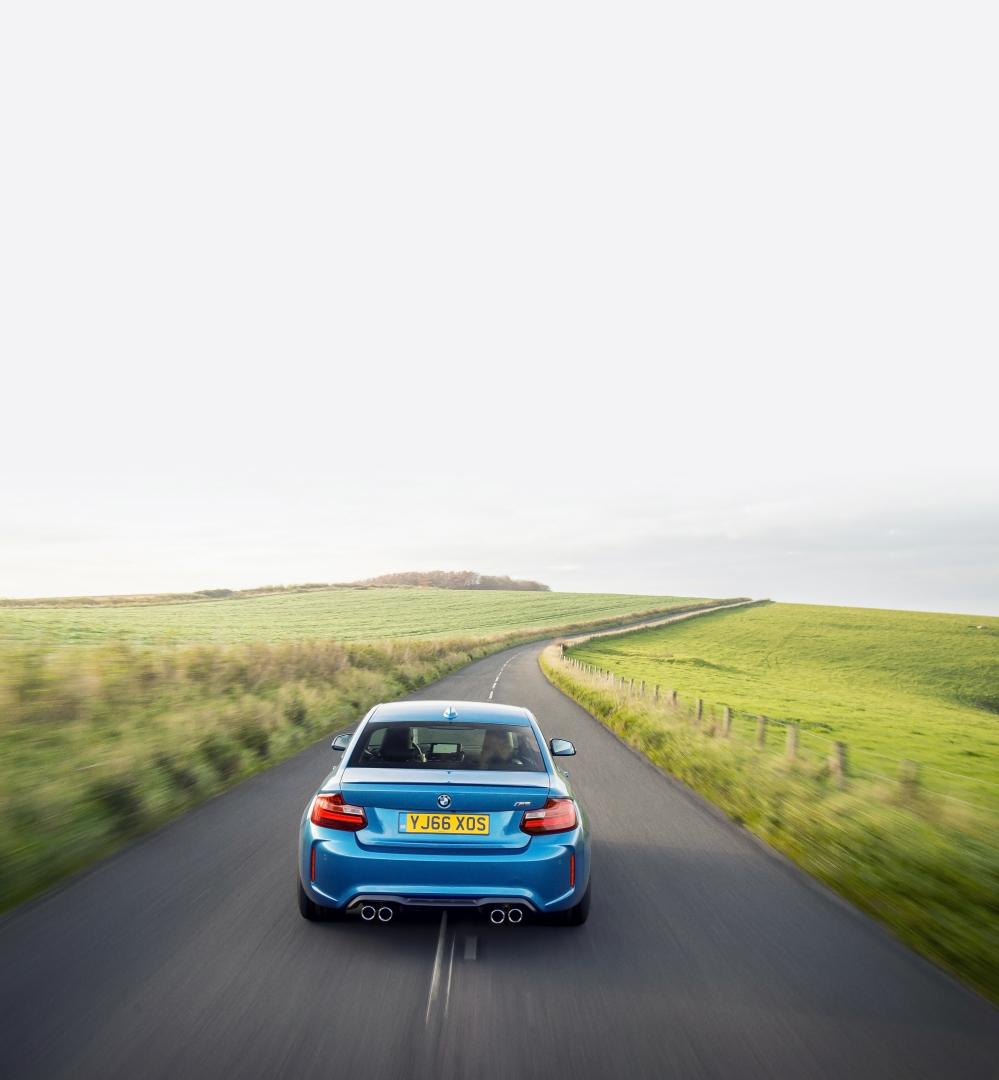 De beste auto van 2016 voor een b-weg