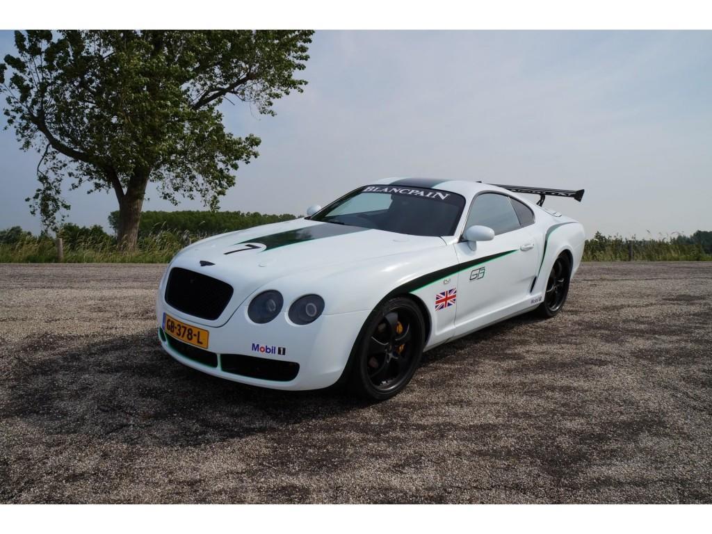 De Goedkoopste Bentley Continental Gt3 R Ooit Kost Maar 13