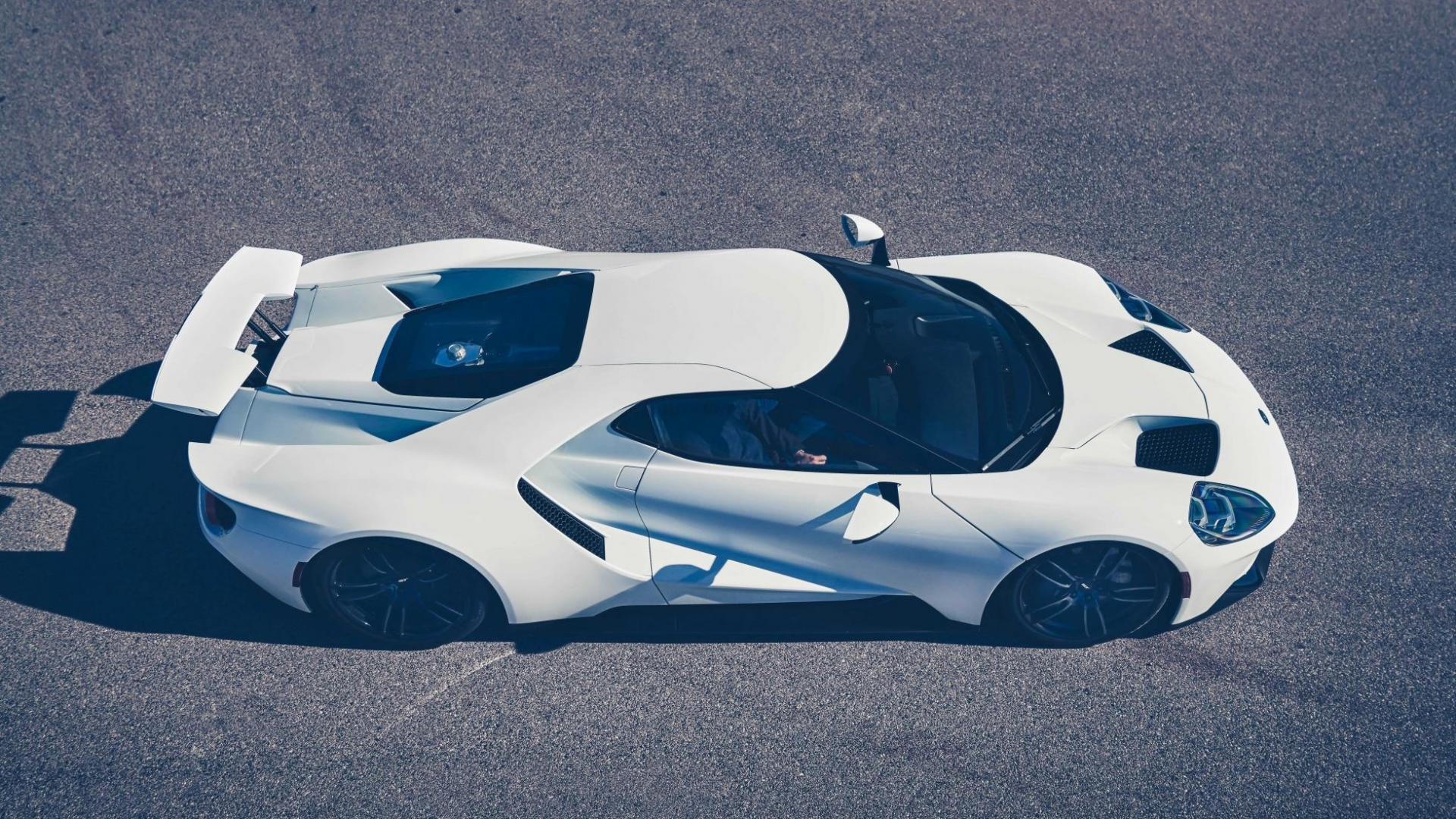 Ford Gt Race Mode