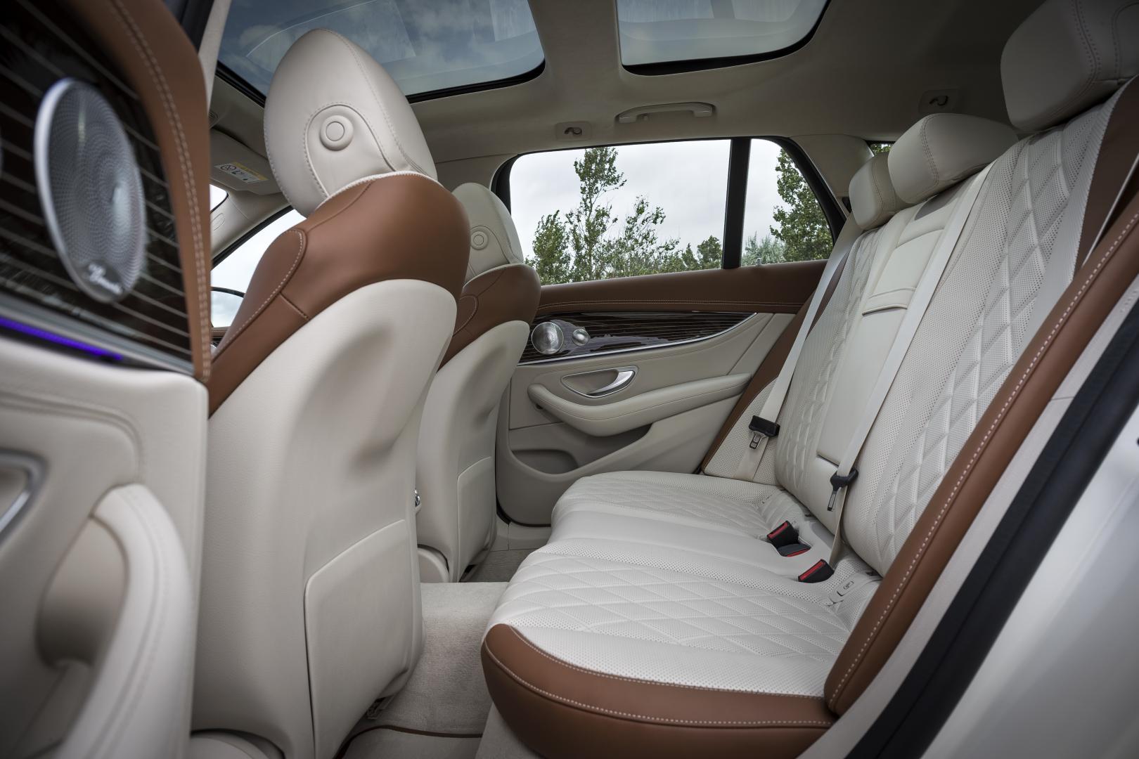 Mercedes E 400 4matic Estate Autotest En Specificaties