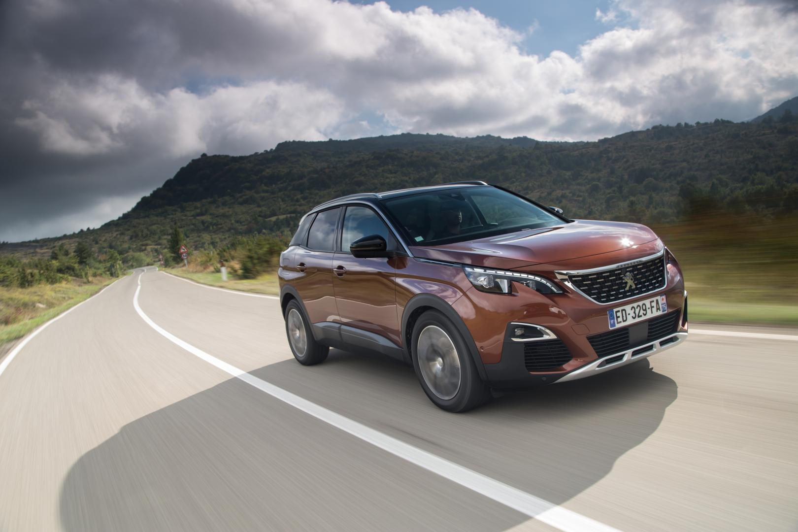 Peugeot 3008 1.2 PureTech