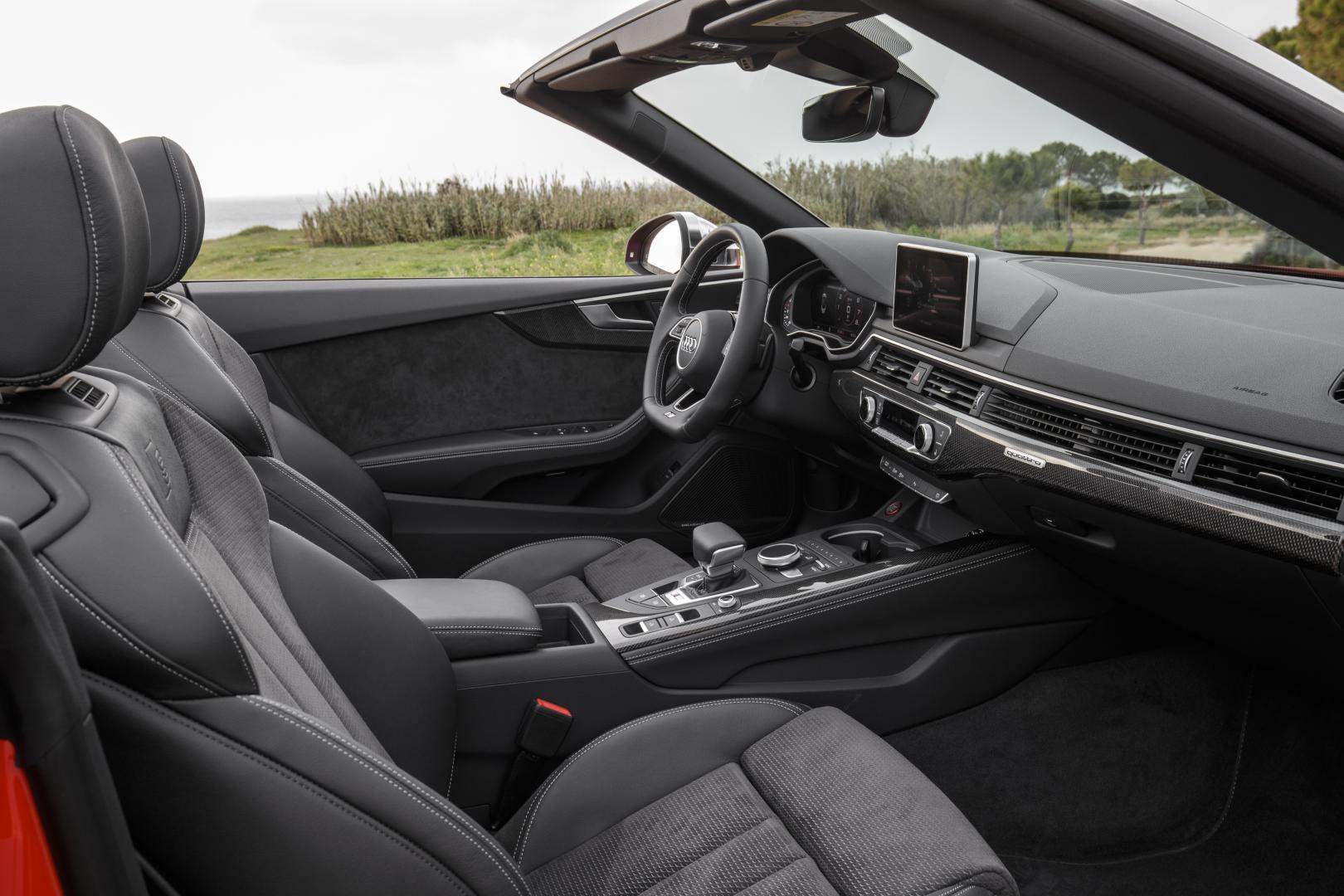 Audi S5 Cabrio: 1e rij-indruk