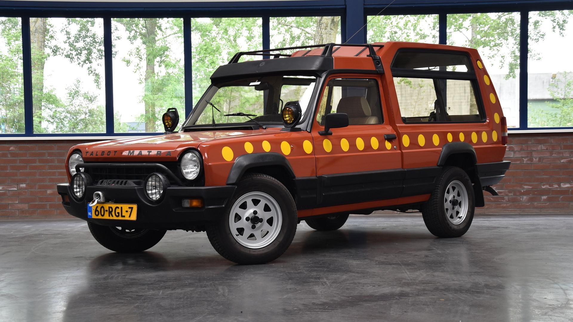 auto van Bassie en Adriaan