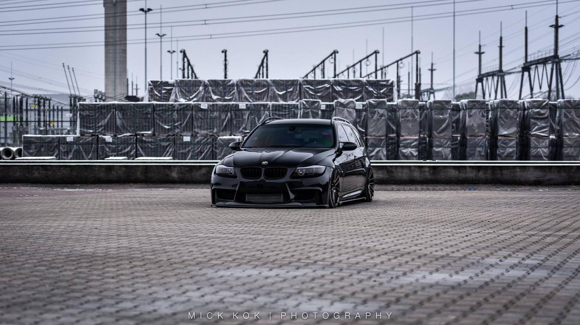 BMW 3-serie met 870 pk