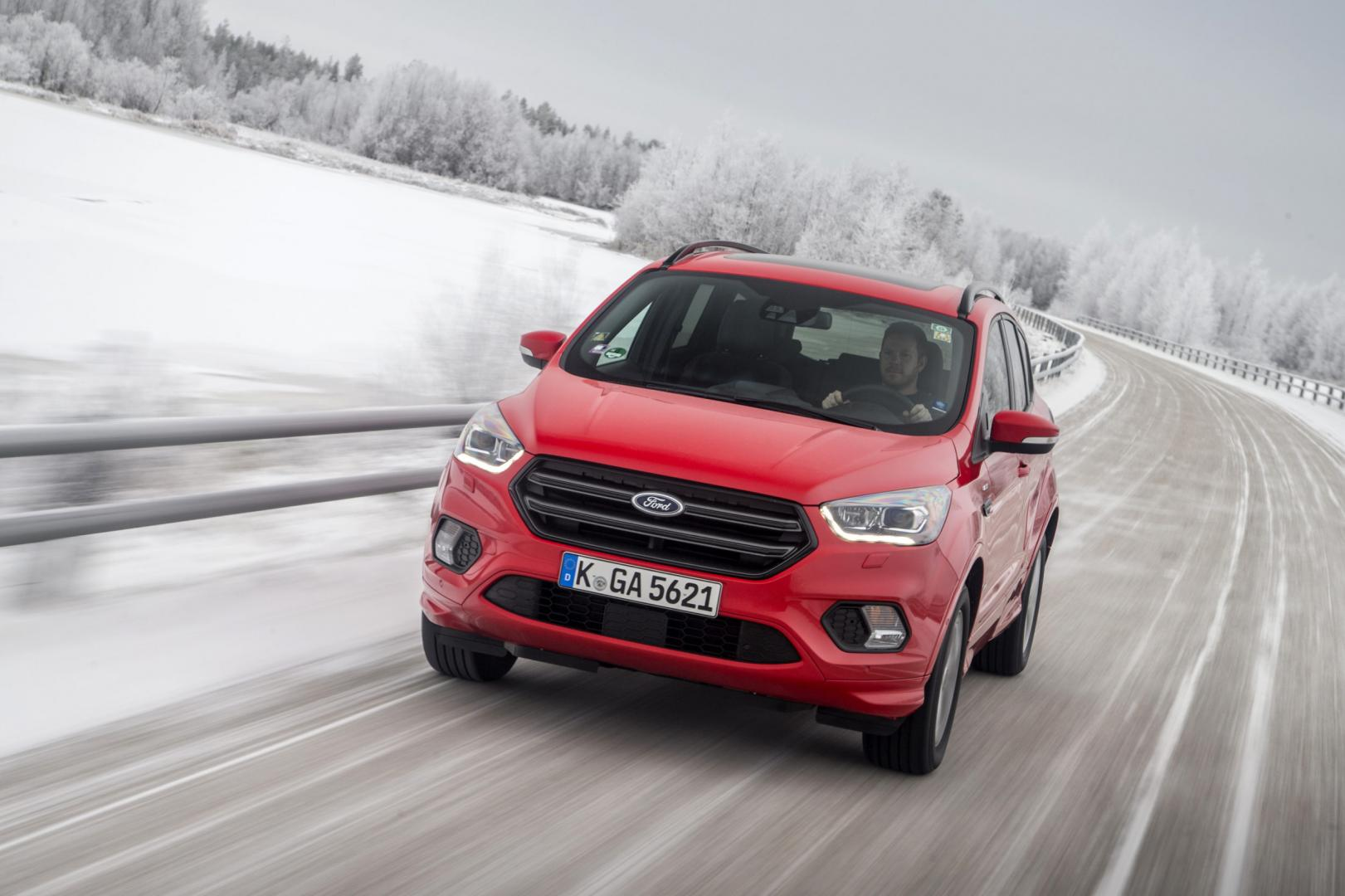 Ford Kuga Ecoboost 1.5 AWD ST-Line (2017)