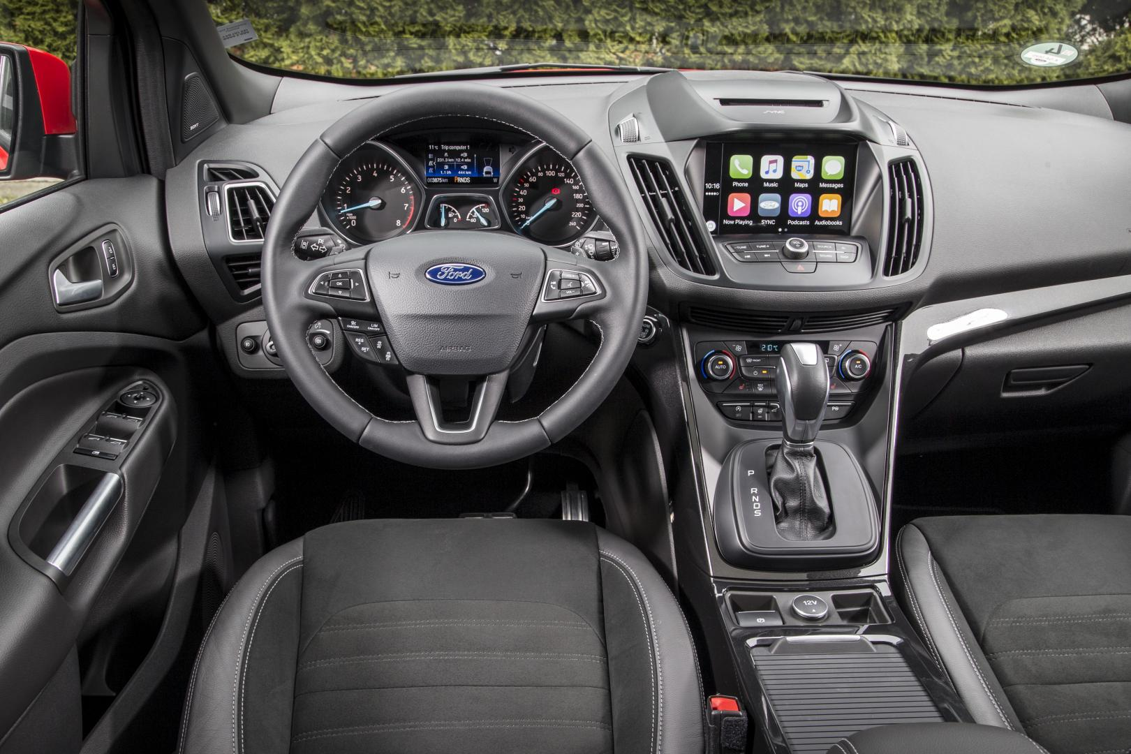 ford kuga ecoboost 1 5 test en specificaties topgear nederland. Black Bedroom Furniture Sets. Home Design Ideas